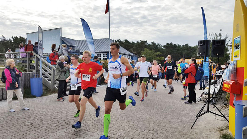Nationalparklauf in Prerow