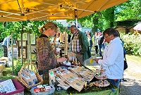 Montags- und Regionalmarkt in Prerow