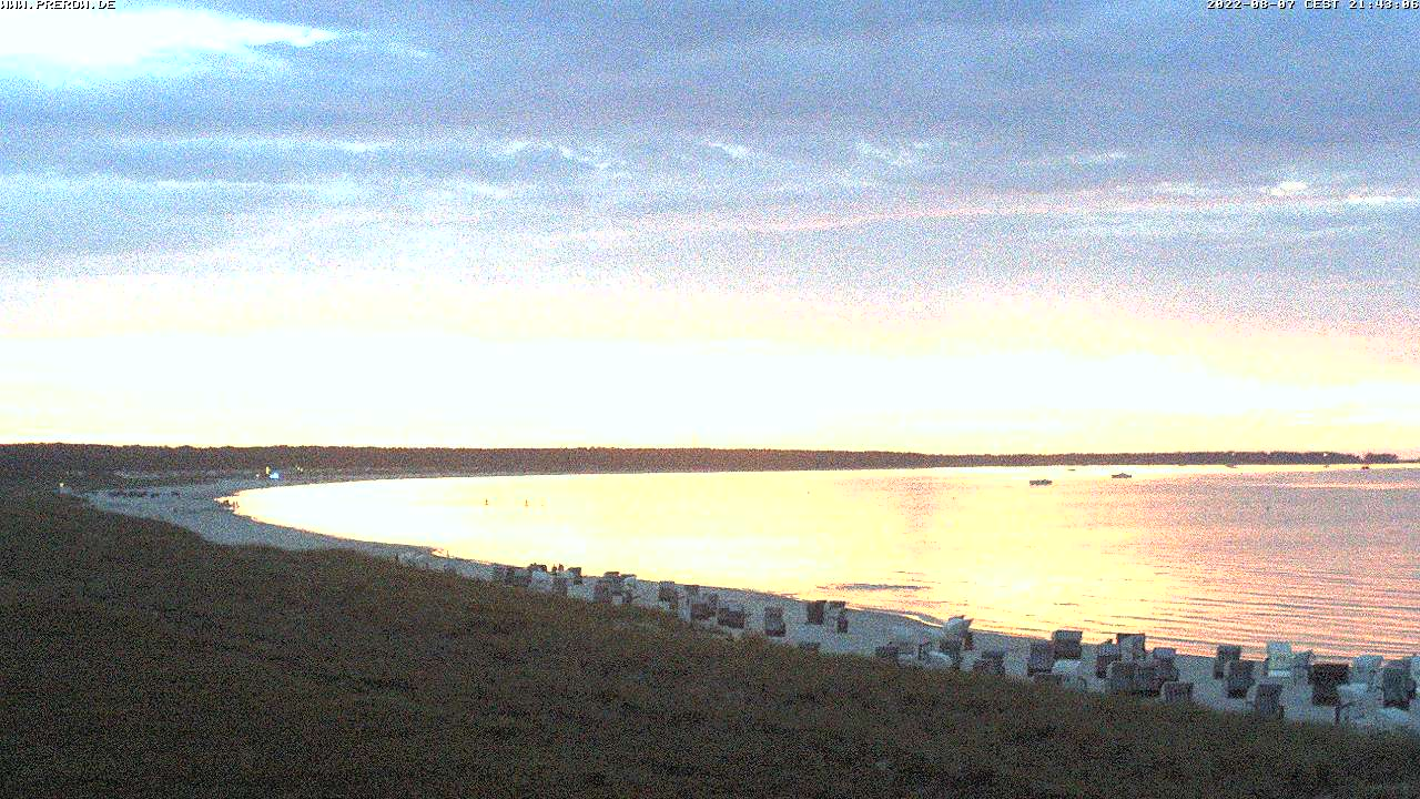 Webcam Prerow Bucht